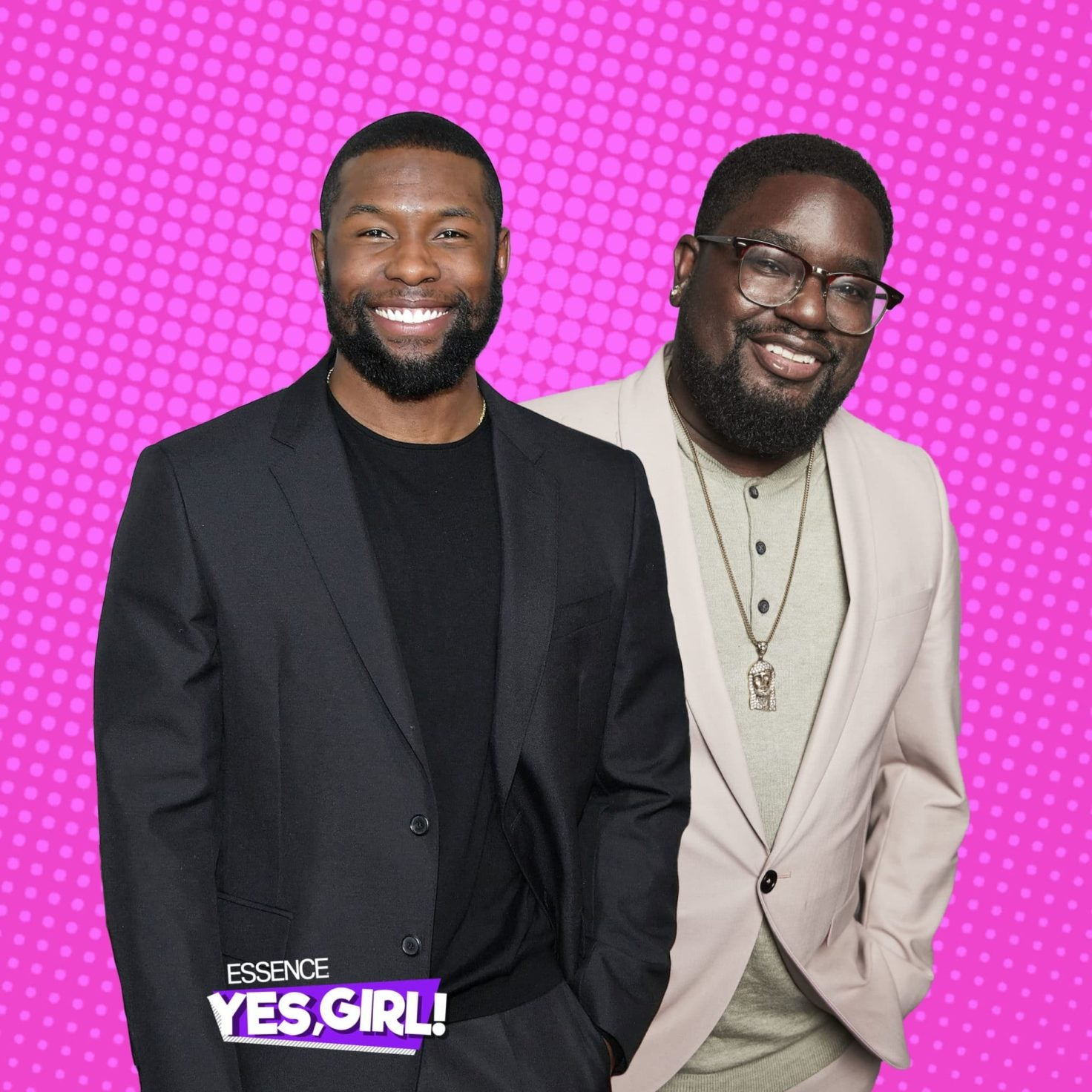 'Bird Box' Stars Trevante Rhodes And Lil Rel Howery Talk Rhodes' Bae Status