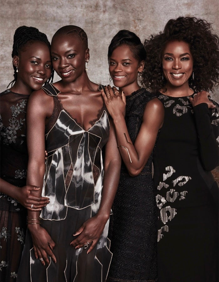 'Black Panther' Earns A Total Of Seven Academy Award Nominations