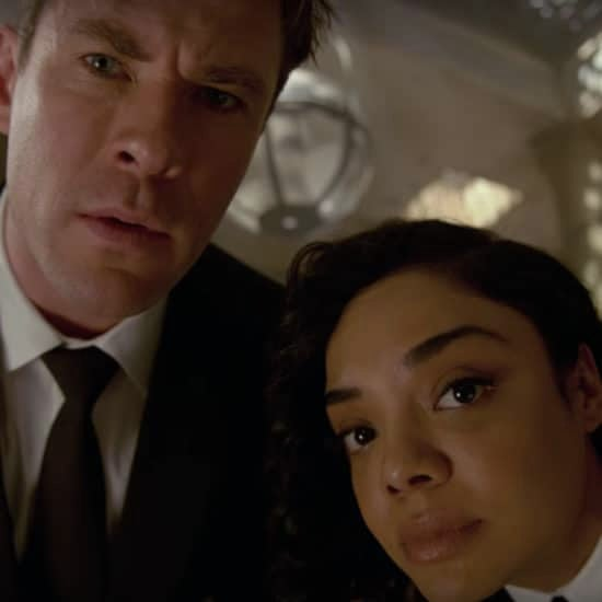 Tessa Thompson Searches For Aliens And Adventure In New 'Men In Black' Trailer