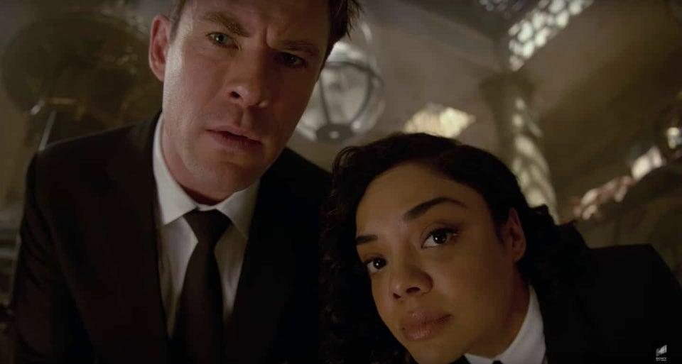 Tessa Thompson Searches For Aliens And Adventure In New 'Men In Black' Trailer