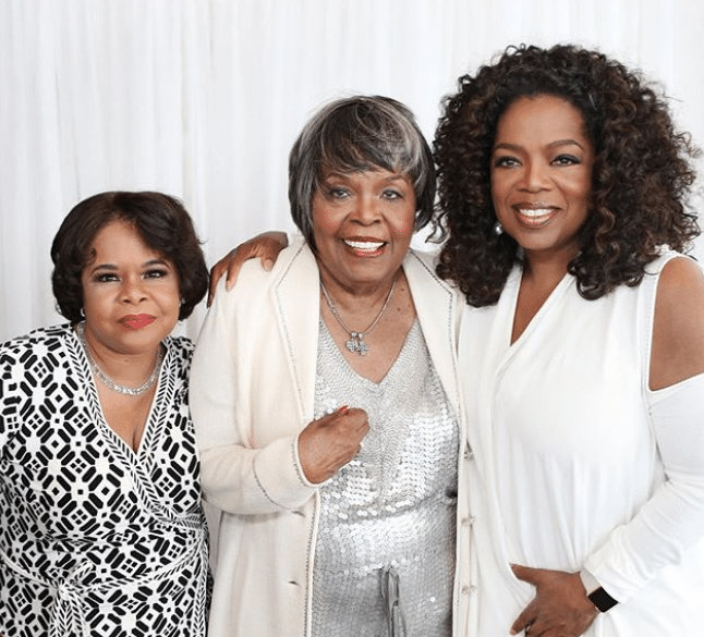 Oprah Winfrey Says Her Final Days With Her Mother Were 'Sacred ...