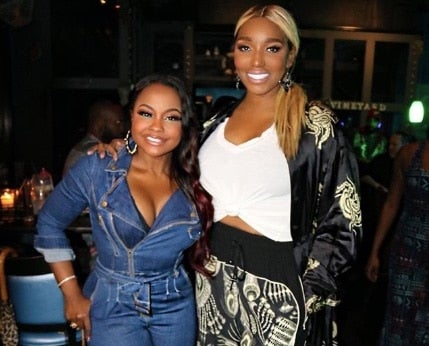 Does Nene Leakes Want Phaedra Parks Back On 'Real Housewives Of Atlanta'?