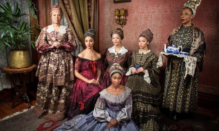Play About Black Creole Millionaire Women From The 1800s In Development To Become Film