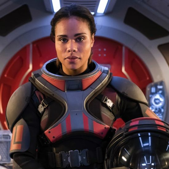 Acting Took Roxy Sternberg To 'Mars' Now She's Wants To Explore New Terrain