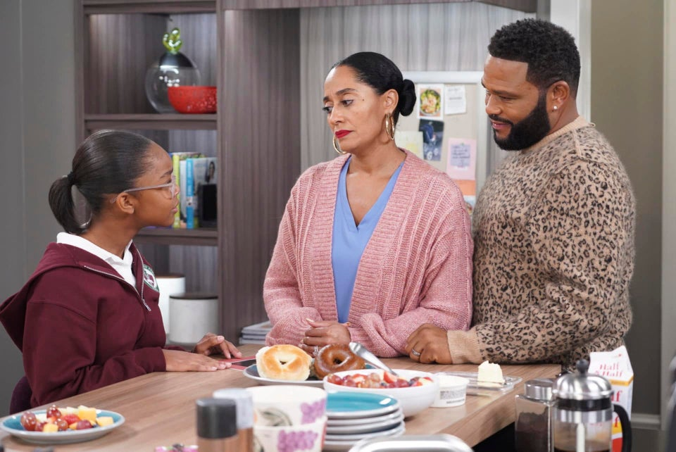 'Black-ish' Poignantly Tackled Colorism With An Honest Family Conversation