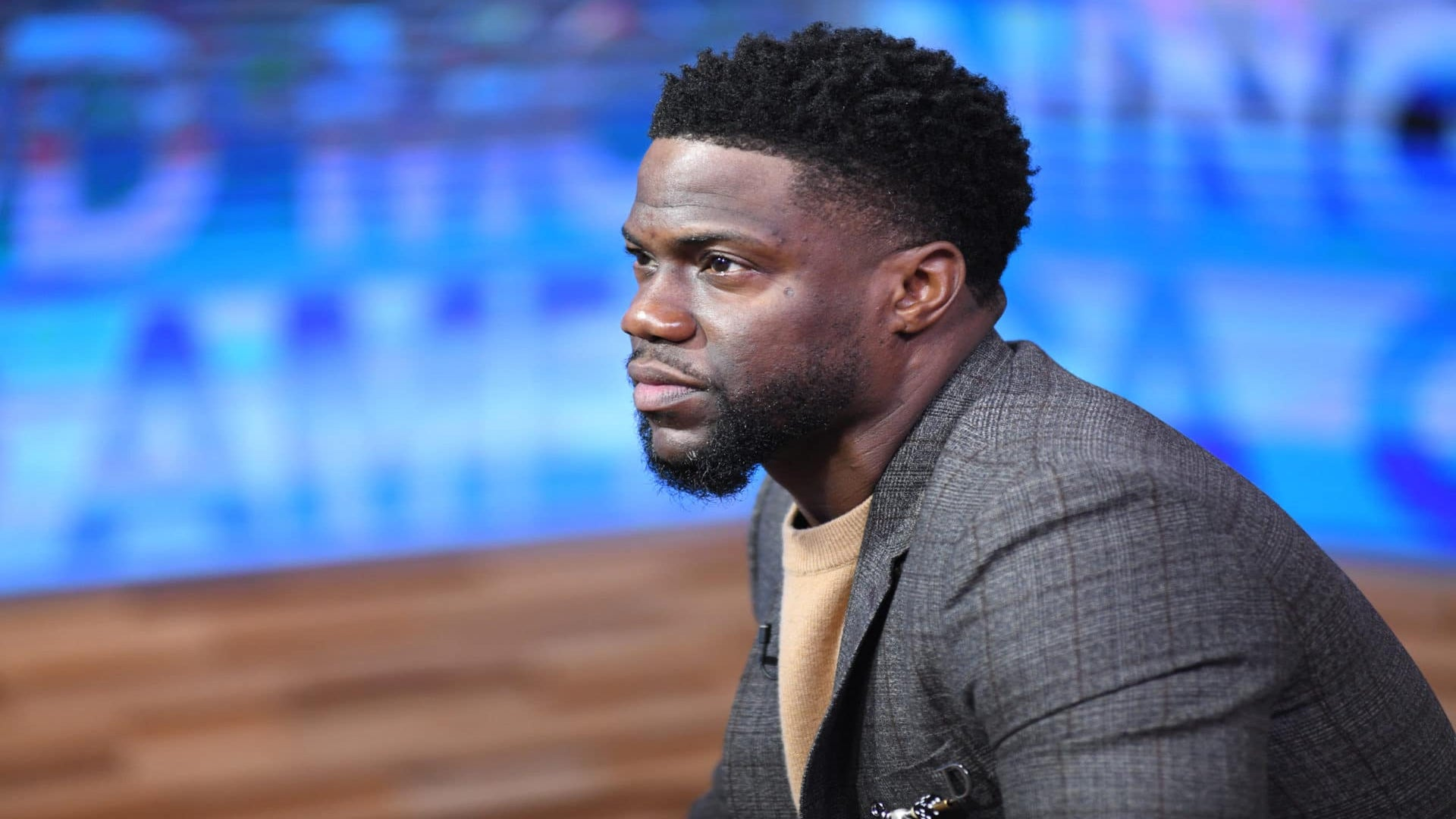 Kevin Hart Left With Major Back Injuries In Car Accident
