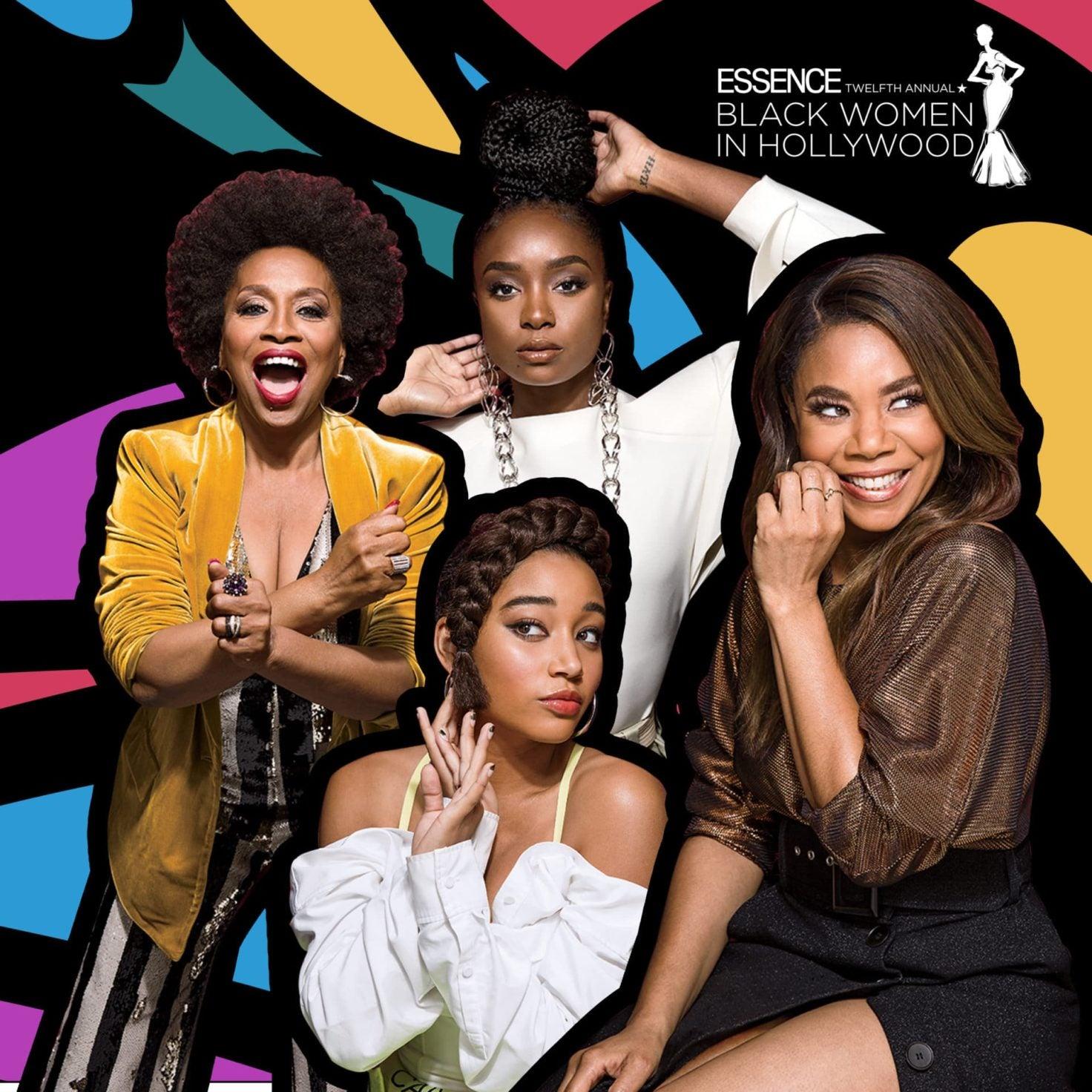 ESSENCE Black Women In Hollywood Awards To Honor Amandla Stenberg, Jenifer Lewis, Kiki Layne & Regina Hall