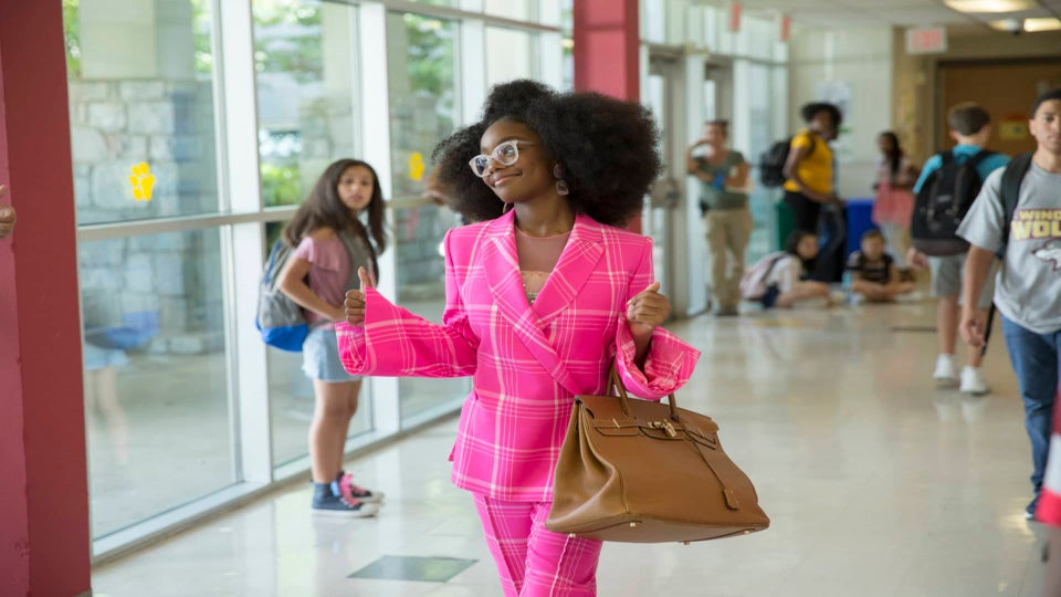 Marsai Martin's Creative Confidence Birthed 'A Lot Of Black Girl Magic' In New Film 'Little'
