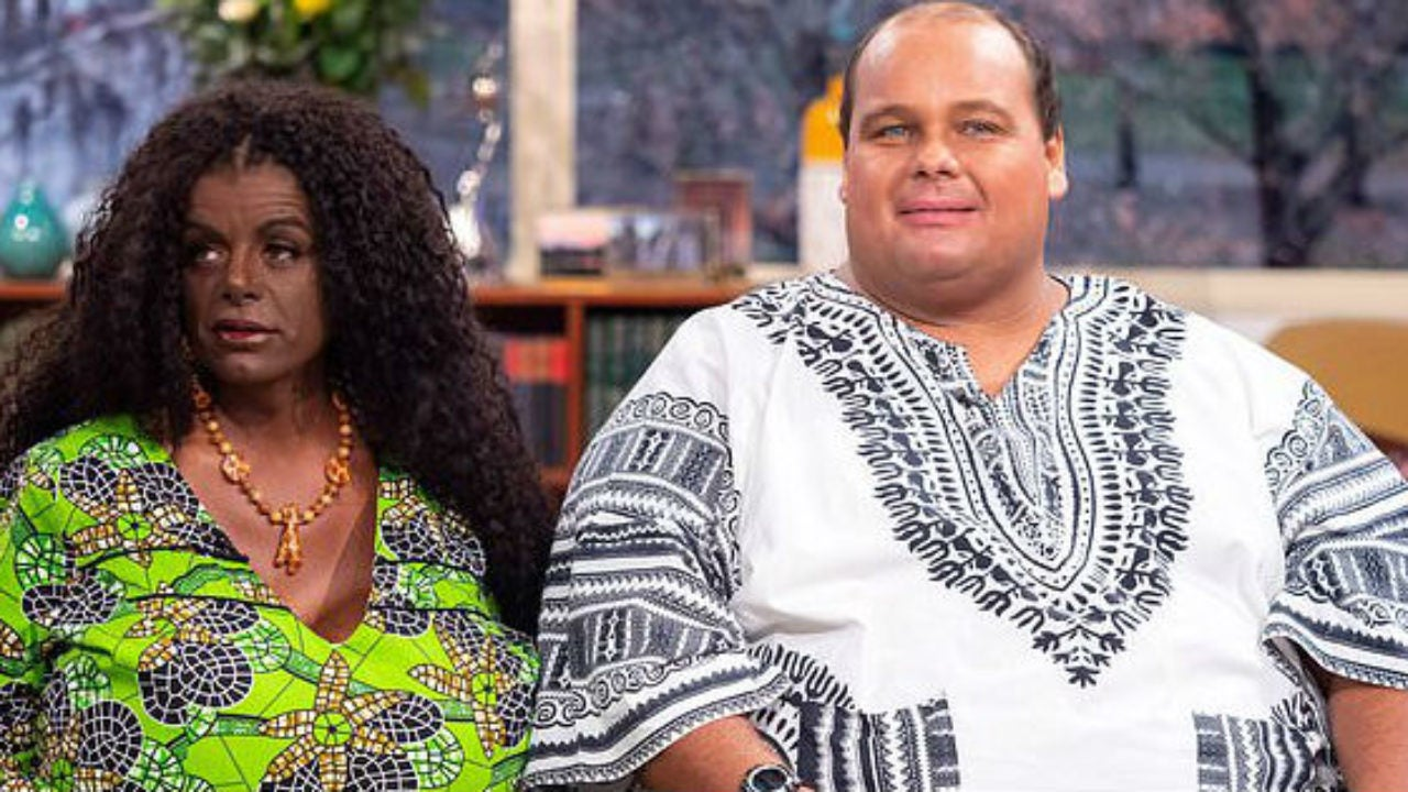 Black wife with white man