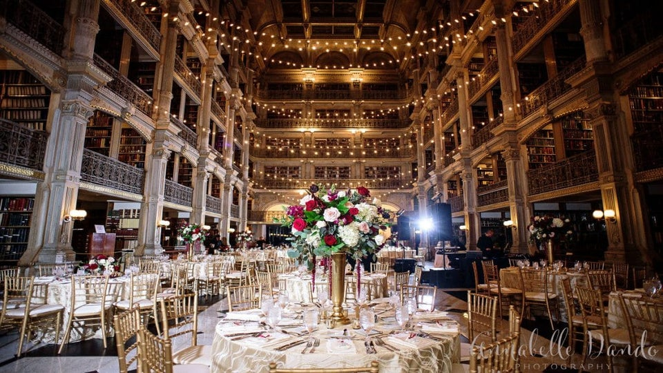 3 Pieces Of Advice When Picking The Perfect Wedding Venue