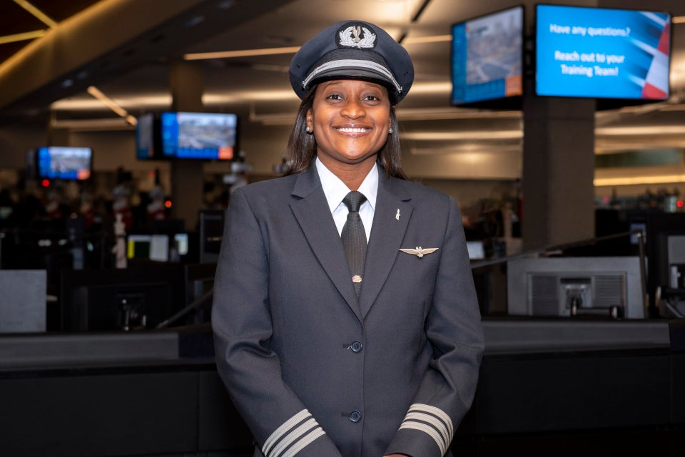 Path To Power: This Black Woman Pilot Is Paving The Way For Young Black Girls