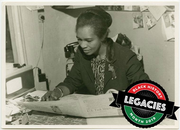 Black History Legacy: Before 'Intersectionality' Was A Word, There Was Claudia Jones