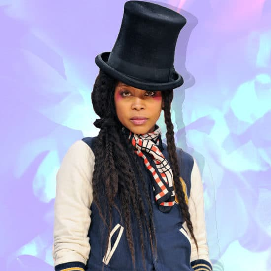 Erykah Badu Talks R. Kelly Backlash: 'I Don't Mind Being The Problem That May Lead To The Solution'