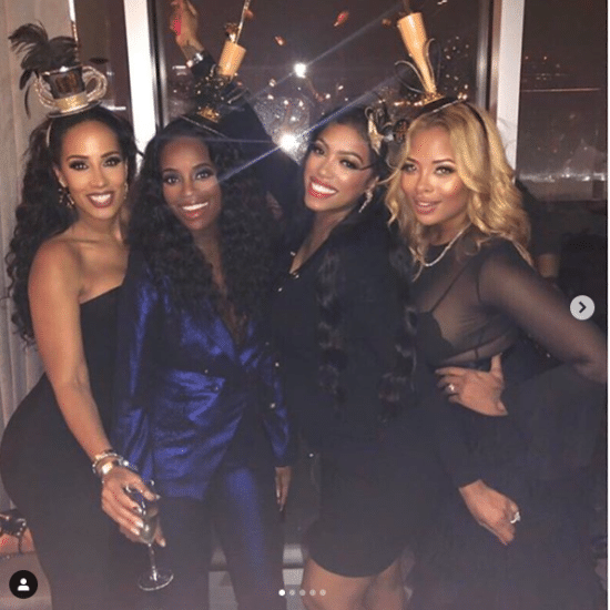 Hello 2019!Check Out How Your Favorite Celebs Rang In The New Year