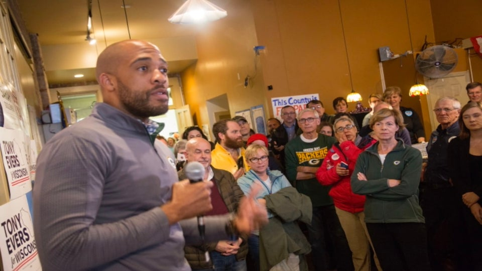 Mandela Barnes Makes History As Wisconsin's First Black Lieutenant Governor