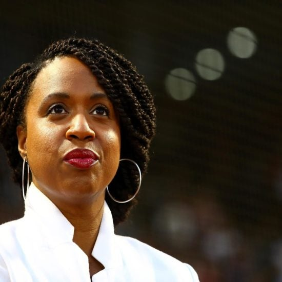 Rep. Ayanna Pressley Rips Into Trump In First House Floor Speech