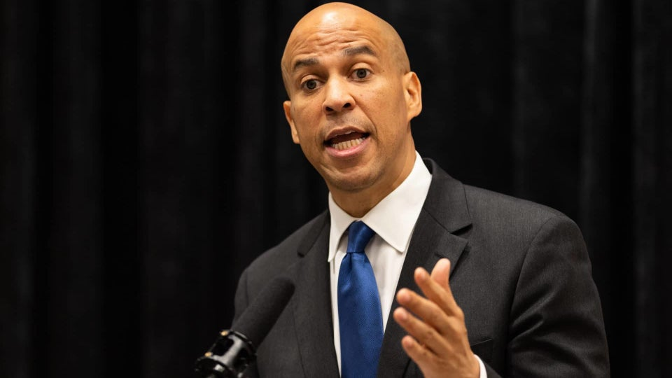 Cory Booker Gives Tax Credits To Renters Under New Plan