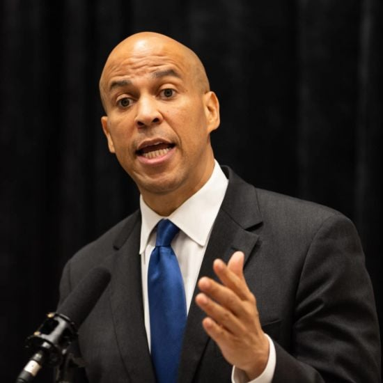 Cory Booker Calls For Defense Of The 'Dream' During Service To Mark Selma Anniversary