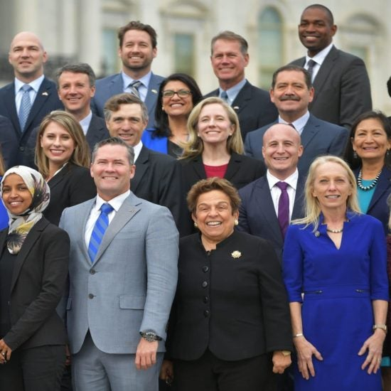 #DemsTakeTheHouse With Diverse Class of Legislators