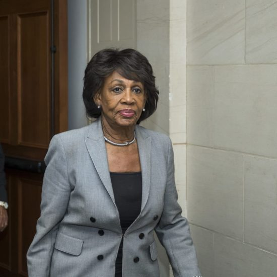 Rep. Maxine Waters Still Isn't Here For Trump's SOTU Address, While Other Democrats Remain Cautiously Hopeful