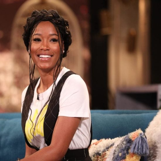 Keke Palmer Celebrates Black History Month By Sharing Her Vision For The Culture
