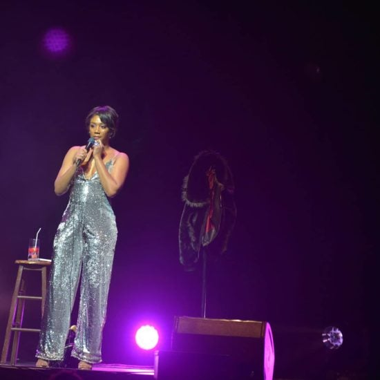 Tiffany Haddish Opens Up About Bombing Onstage: 'I'm Going To Make Mistakes'