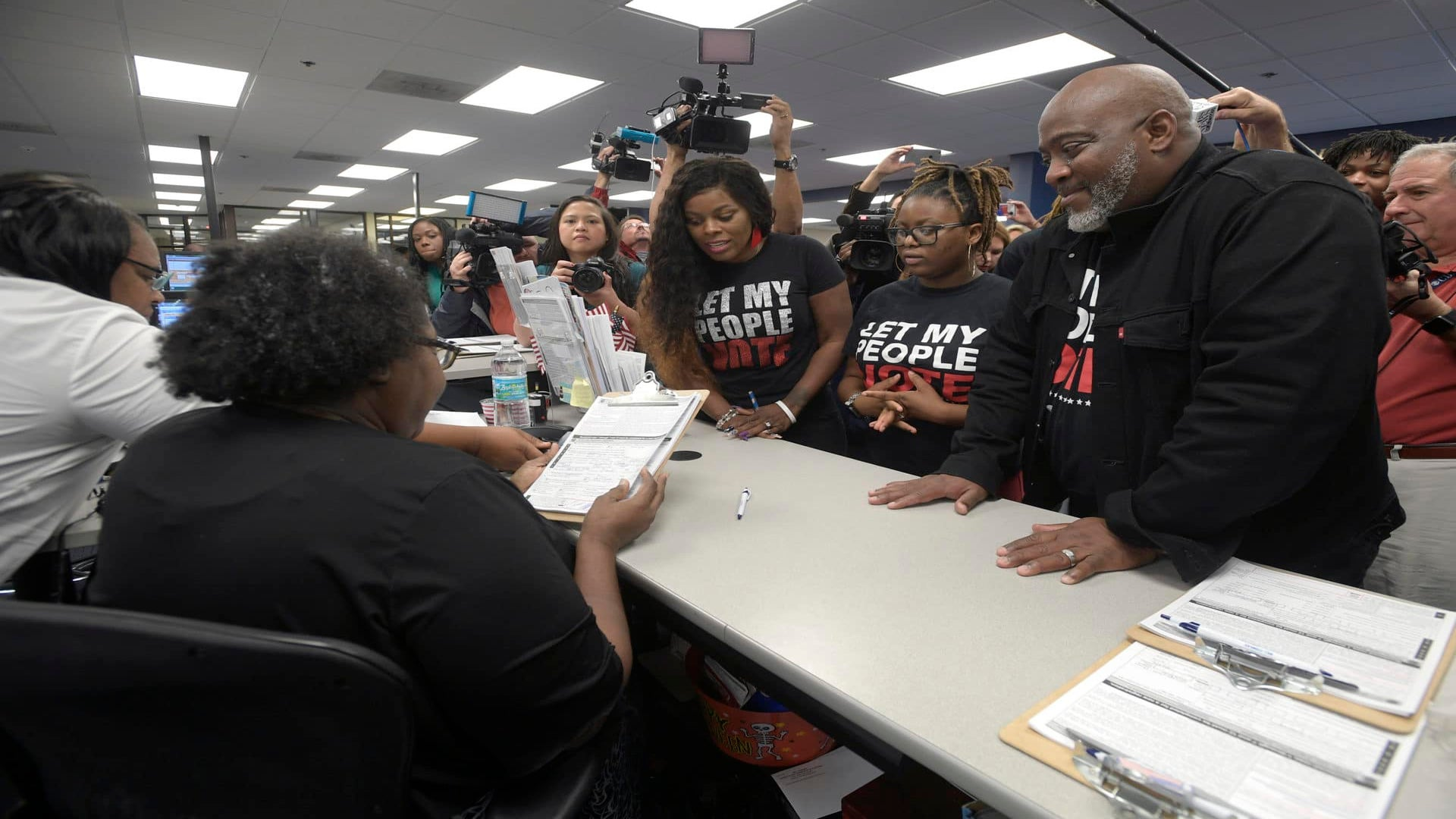 Florida: The Swing State And Its New 1.6 Million Swing Voters