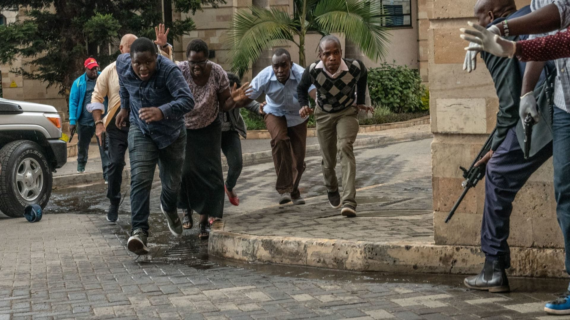 'Suspected Terror Attack' Leaves At Least 4 Dead At Nairobi, Kenya Hotel Complex