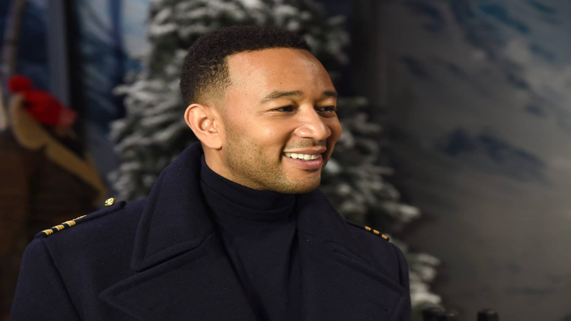 Listen To John Legend's Consent-Friendly Version Of 'Baby, It's Cold Outside'