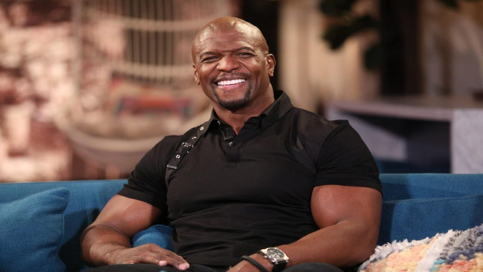 Terry Crews Opens Up About Porn Addiction That Nearly Wrecked His Marriage