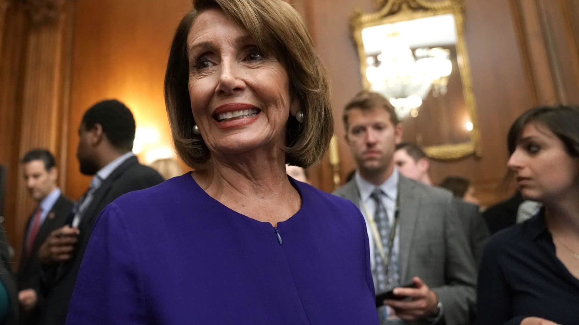 Opinion: Dear Nancy Pelosi: Donald Trump Deserves To Suffer, Impeachment Is A Good Start