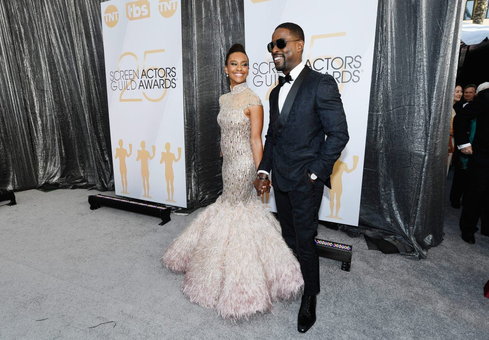 Sterling K. Brown Says In Marriage 'You Can't Press The Cruise Control Button'