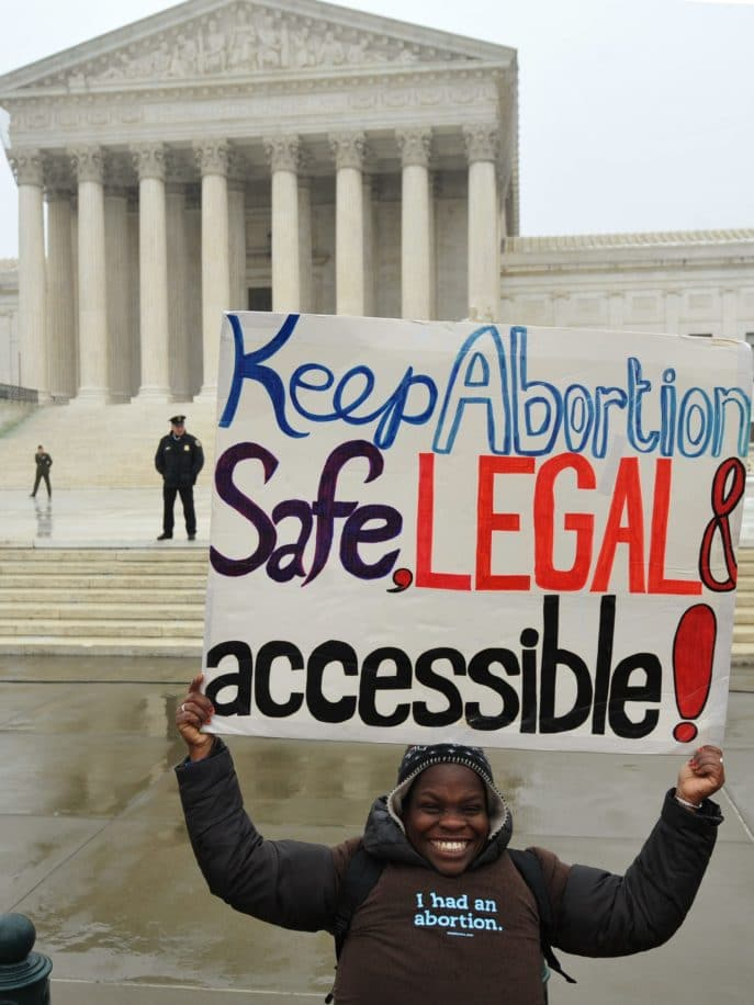 On This Roe v. Wade Anniversary, Listen to Black Women As If Our Lives Depend On It