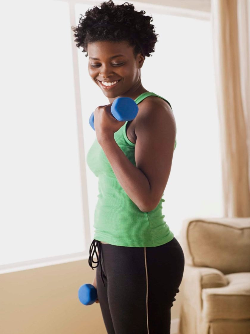 These Fitness Products Make It Easy To Work Out At Home
