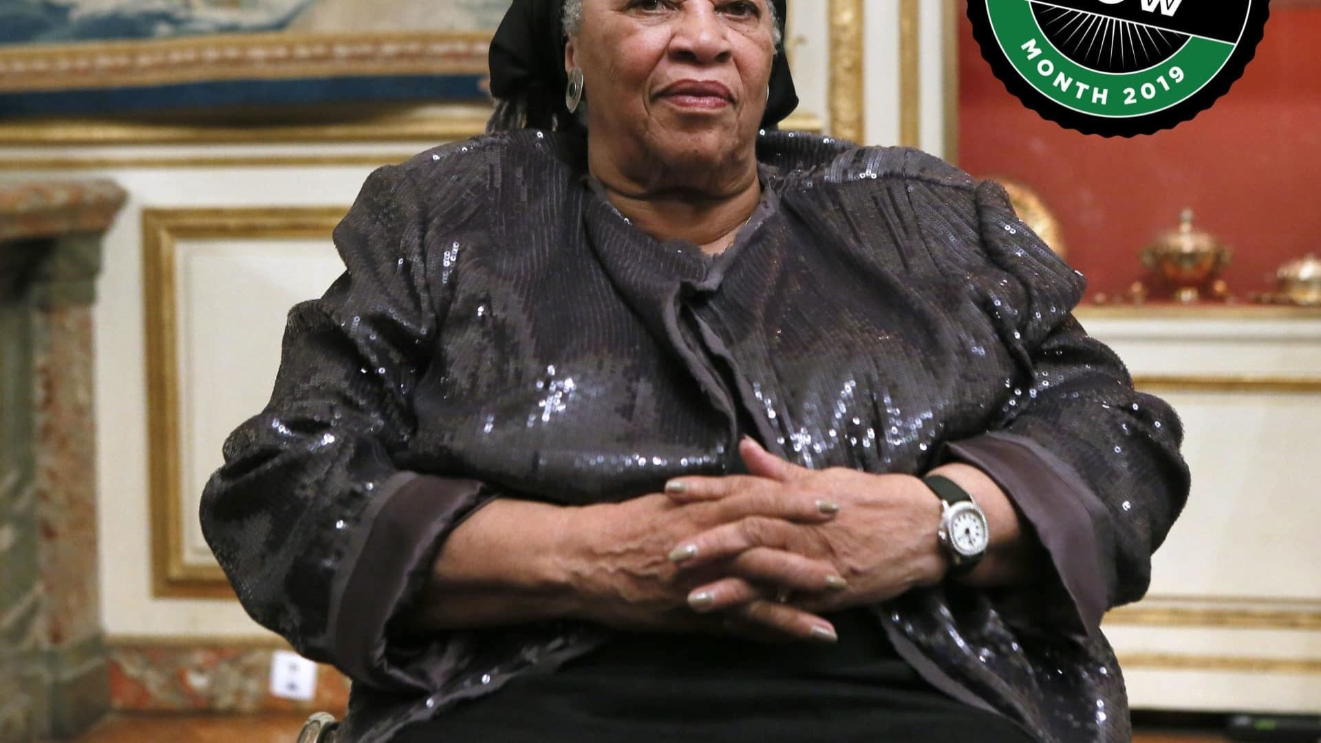 Black History Now: The Multifaceted Art Of Toni Morrison