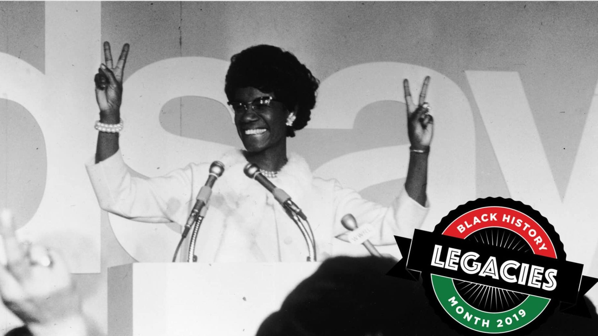 The Legacy Of Black Women Politicians