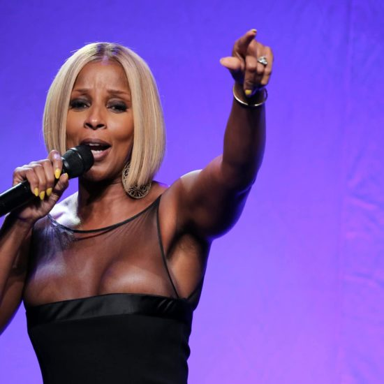 It's Going Down: Mary J. Blige Teams Up With MAC To Release A Nude Lipstick