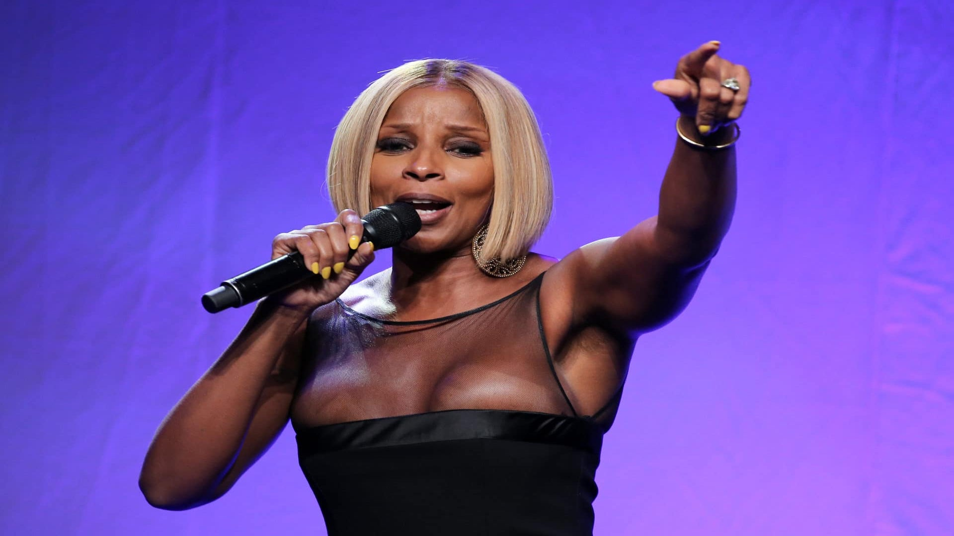 How Mary J. Blige Got Over Her Heartbreak