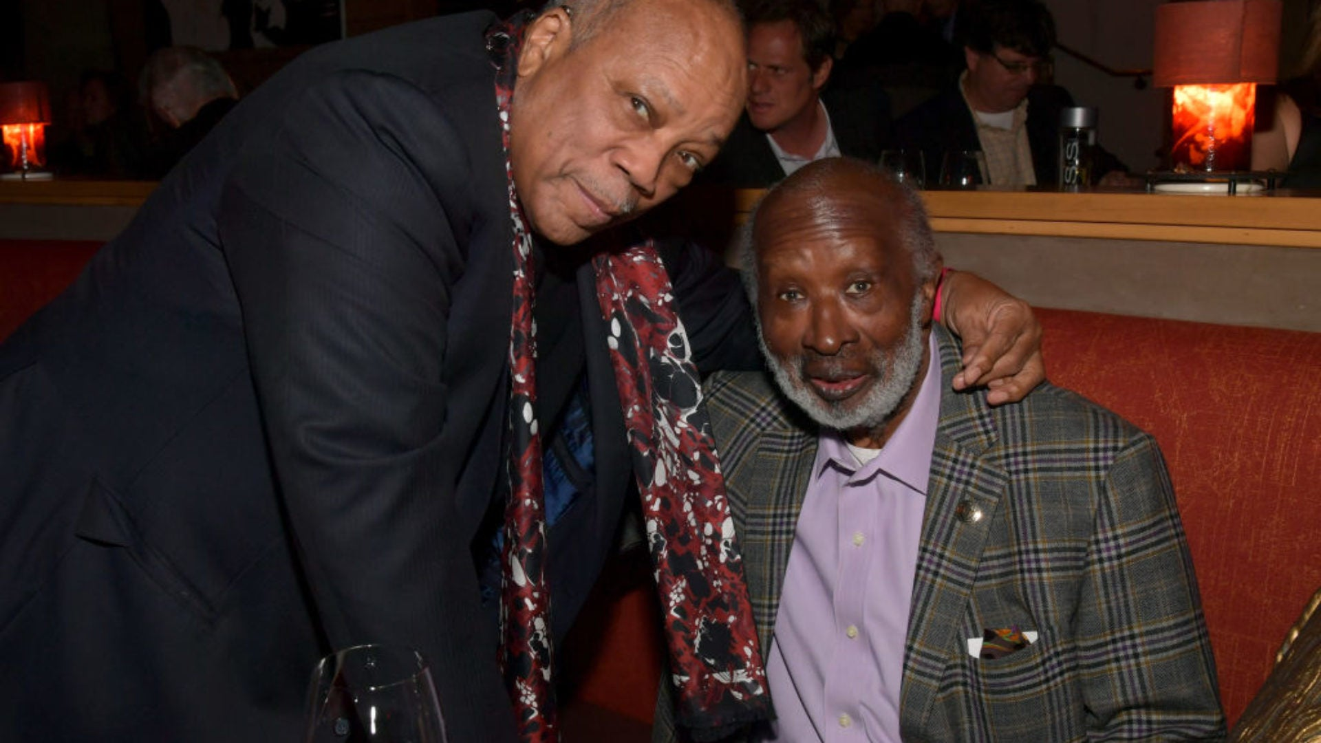 'Godfather Of Black Music' Clarence Avant To Be Honored At Clive Davis' Grammy Party