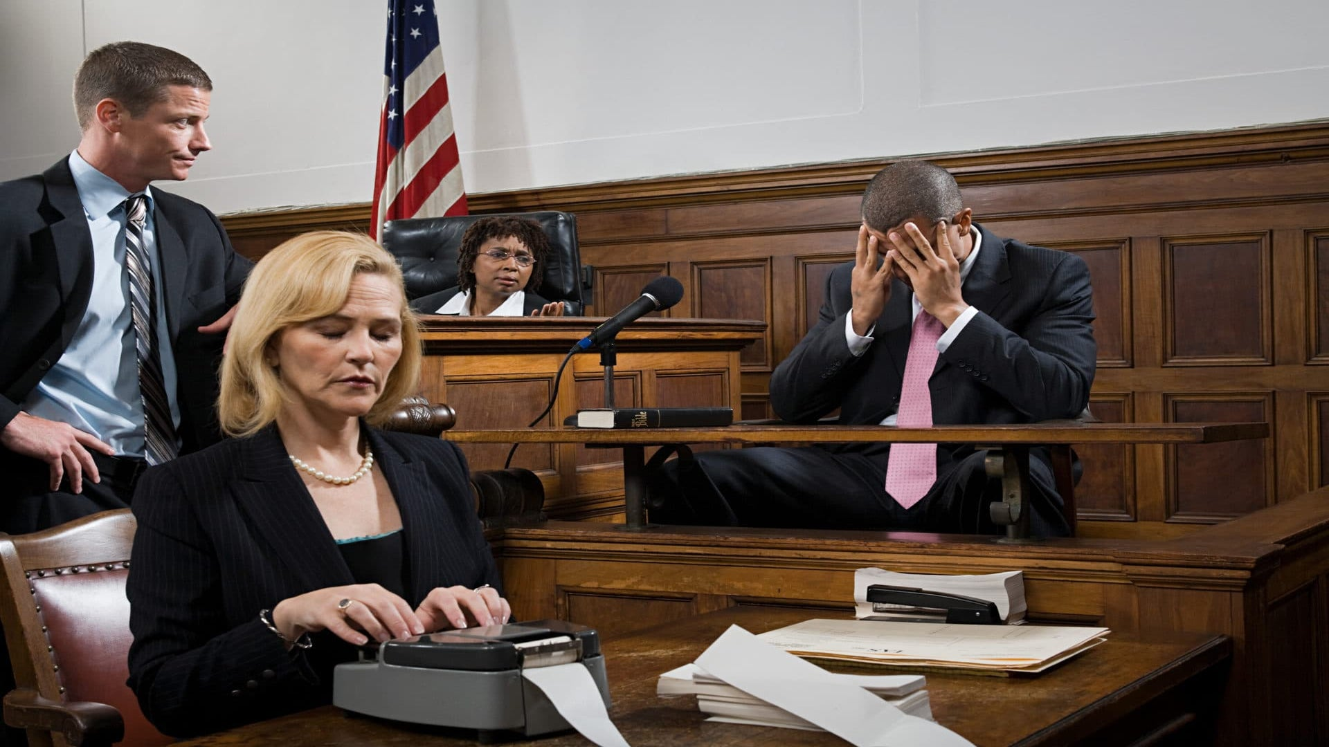 Study Shows How 'Talking Black' Can Hurt You In Court