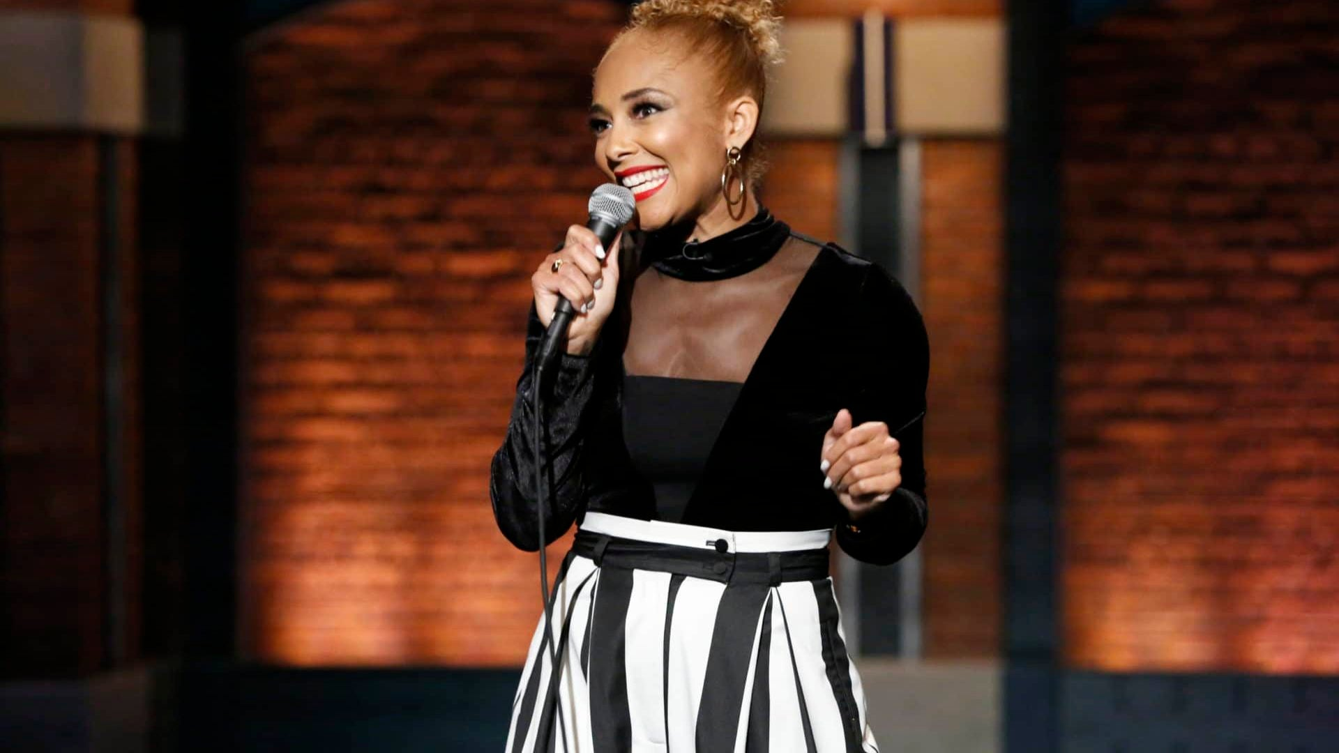 Amanda Seales Has A Solution To Gladys Knight Performing At The Super Bowl