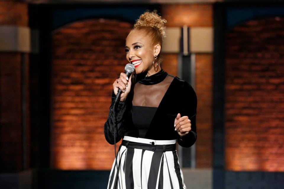 Amanda Seales Set To Join 'The Real' As A Permanent Host