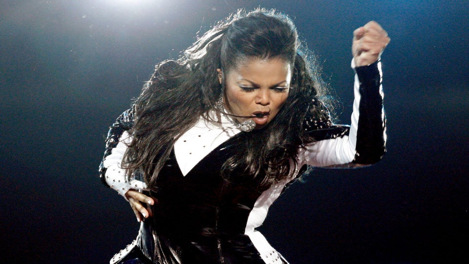 Glastonbury Tried To Play Janet Jackson In Their Lineup Poster. She Corrected It.