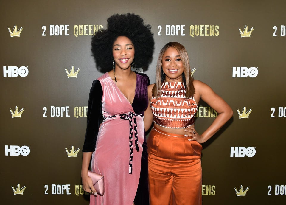 Jessica Williams And Phoebe Robinson Prepare For The End Of '2 Dope Queens'