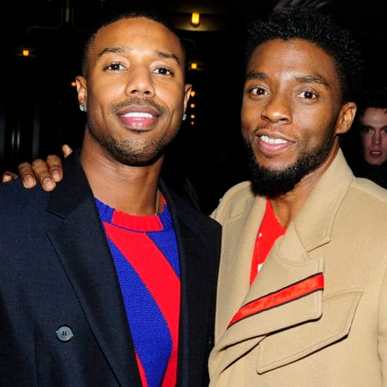 No, We Don't All Look Alike But Chadwick Boseman And Michael B. Jordan Once Played The Same Role On 'All My Children'