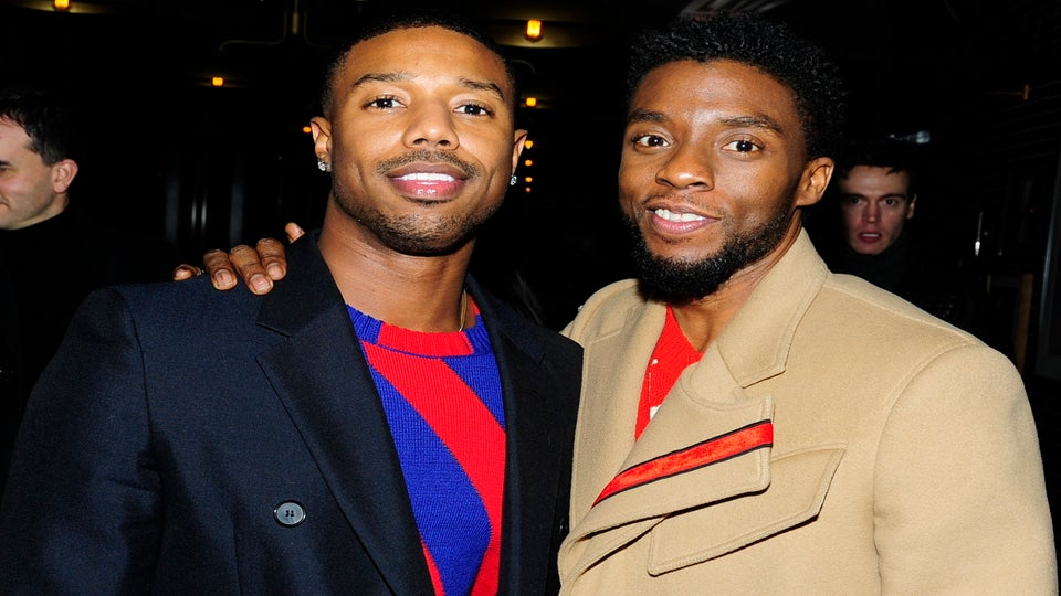 Chadwick Boseman And Michael B. Jordan Once Played The Same Role On 'All My Children'