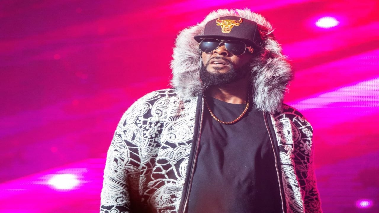 R. Kelly's Illinois Concert Canceled Due To 'Security Concerns'