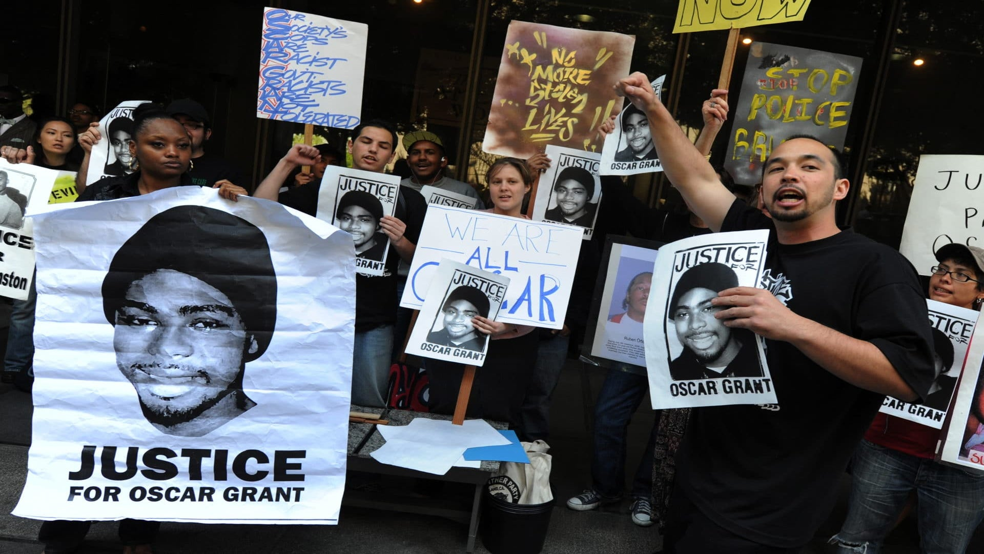 Oscar Grant Remembered At Fruitvale Station Vigil, 10 Years After Shooting Death