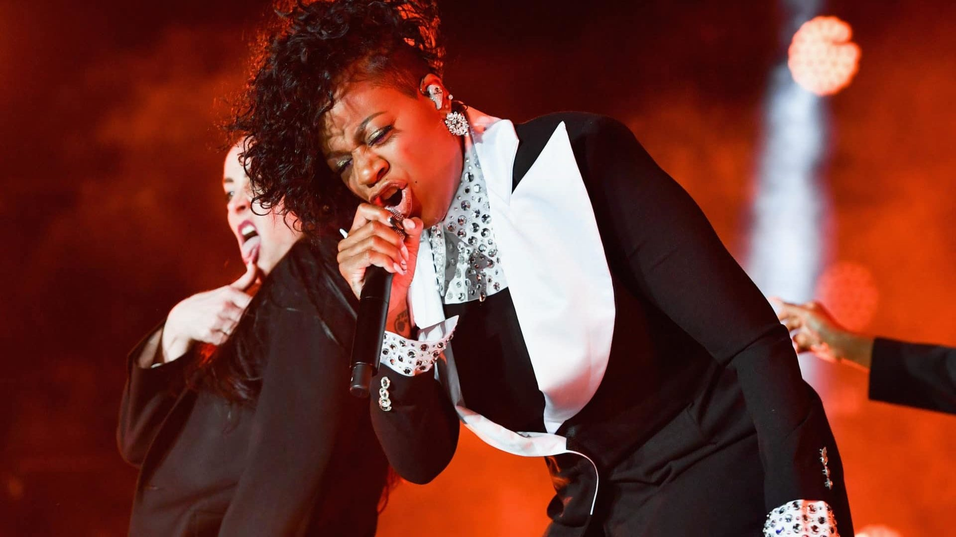 Fantasia Hints At New Music With Brandy And Jazmine Sullivan