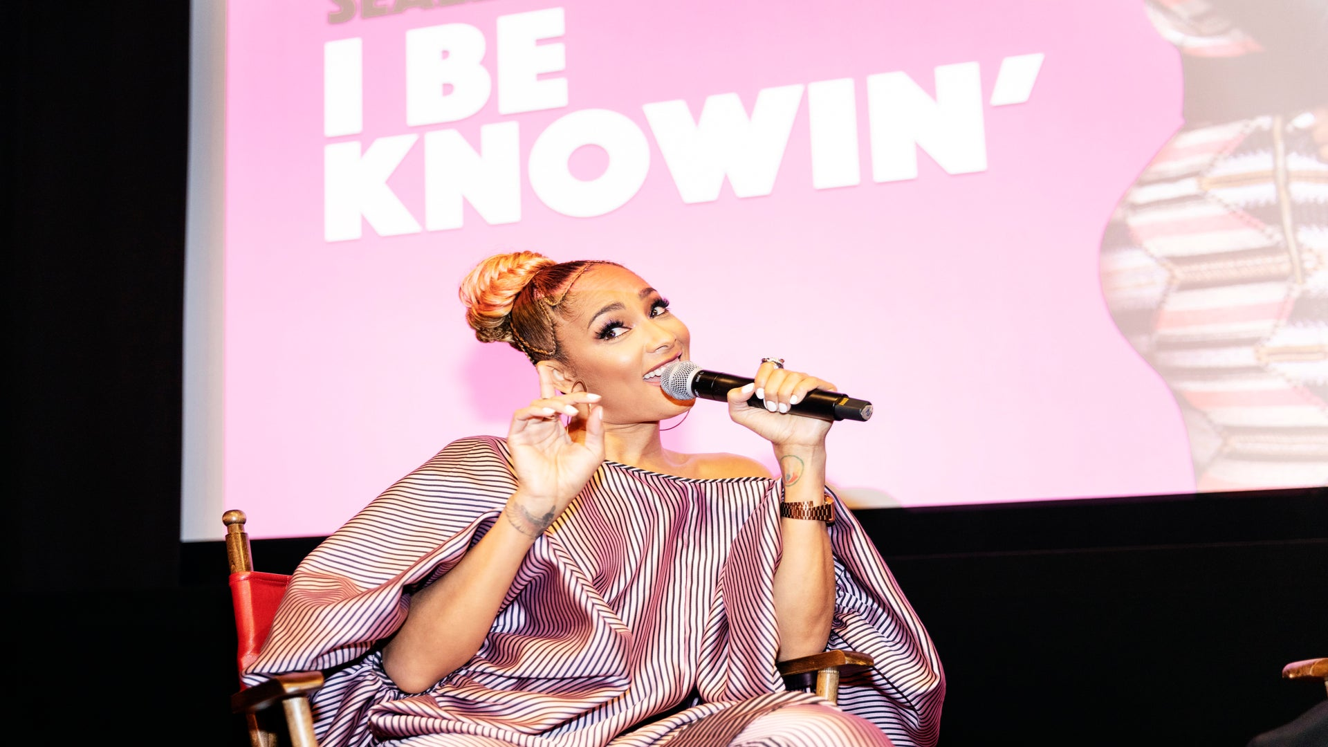 Amanda Seales Hilariously Explains The Difference Between White People And People Who Happen To Be White
